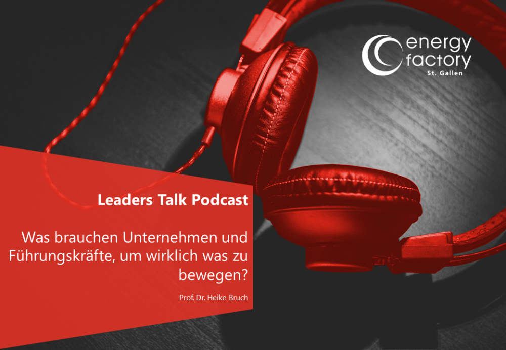 Leaders Talk Podcast
